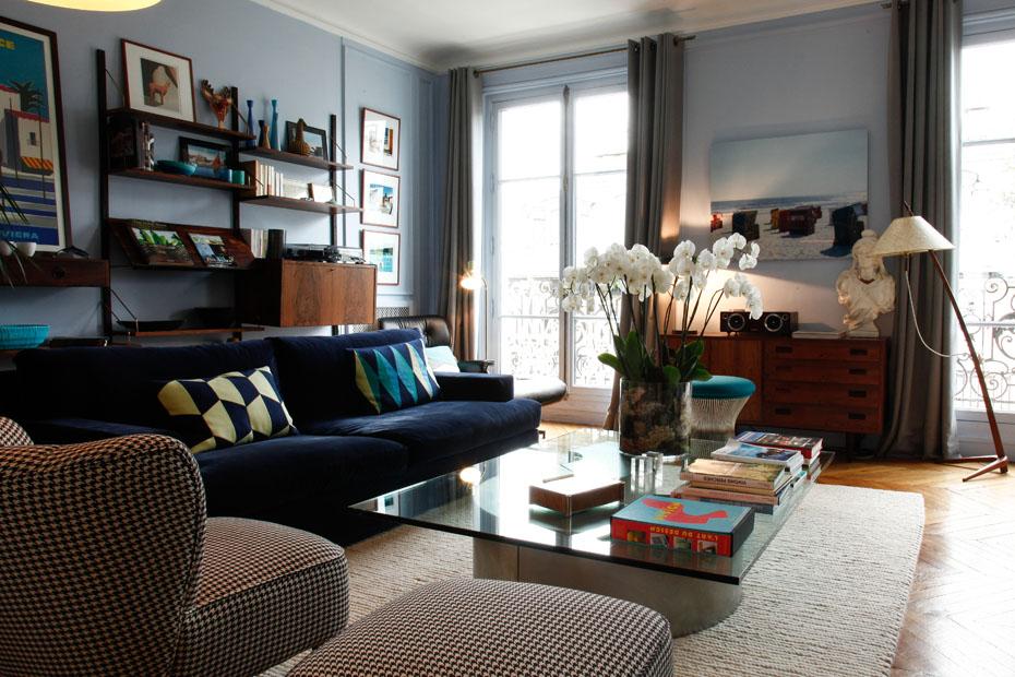 Chez julia rouzaud julien manon 7 ans leon 4 mois for Decoration maison 40 m2