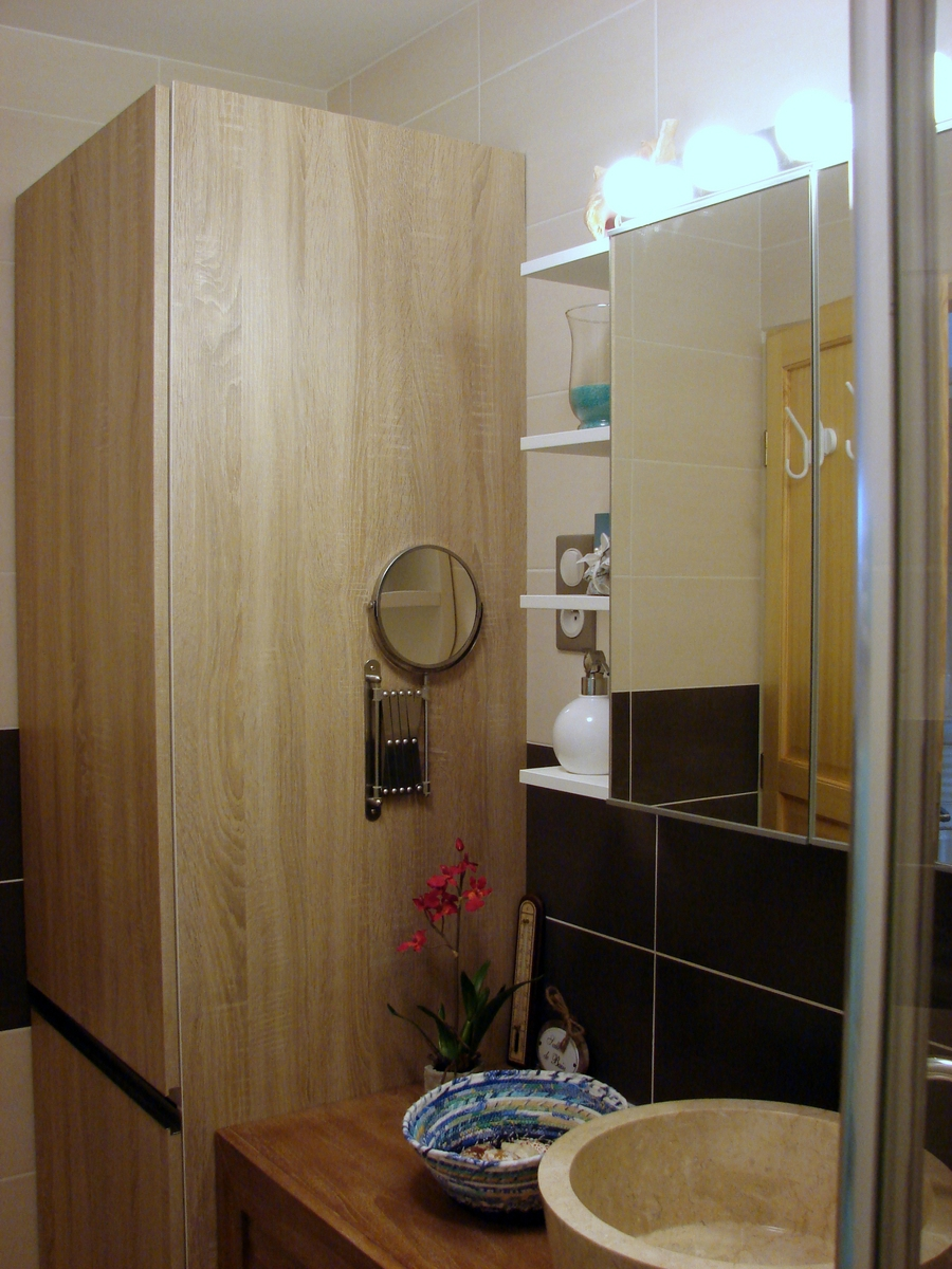salle de bain ker bluebreizh. Black Bedroom Furniture Sets. Home Design Ideas