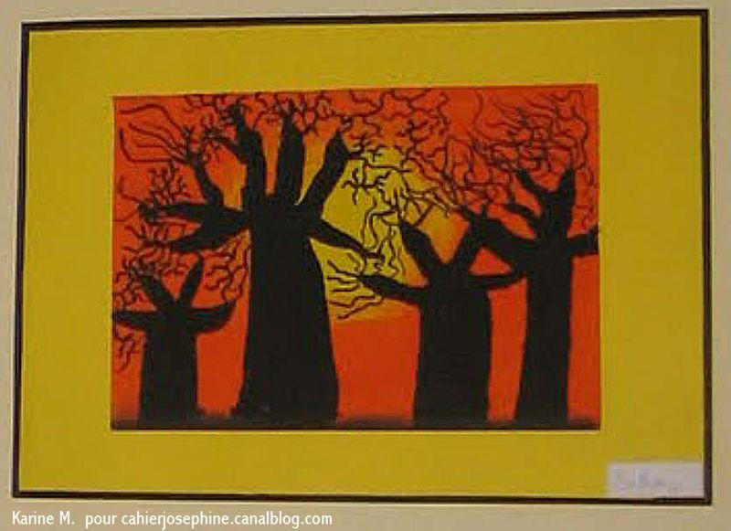 Super Au pays de l'arbre géant - Les cahiers de Joséphine CN61