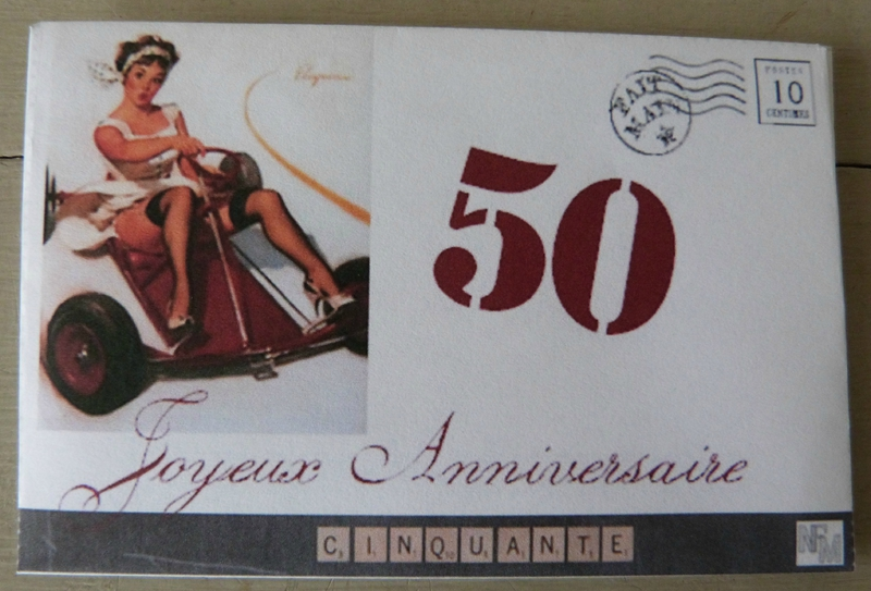 Enveloppe coeur Isabelle 50ans (2)