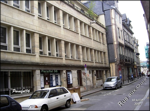 2007 rue aux Ours