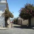 La douce ville de colonia del sacramento, uruguay
