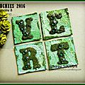 Inchies 2016 SEMAINE 8