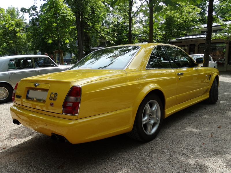 BENTLEY Continental T Personal Commission 2000 Baden Baden (2)