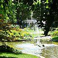 C'est encore avec quelques clichés du jardin de ville que je vous souhaite une très bonne journée !