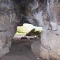 Saint-Benoît (86), grotte de Passelourdain