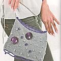 Les accessoires au crochet #12 : petit sac