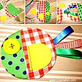 ¨°o.o mobile poisson d'avril / diy fish mobil o.o°¨