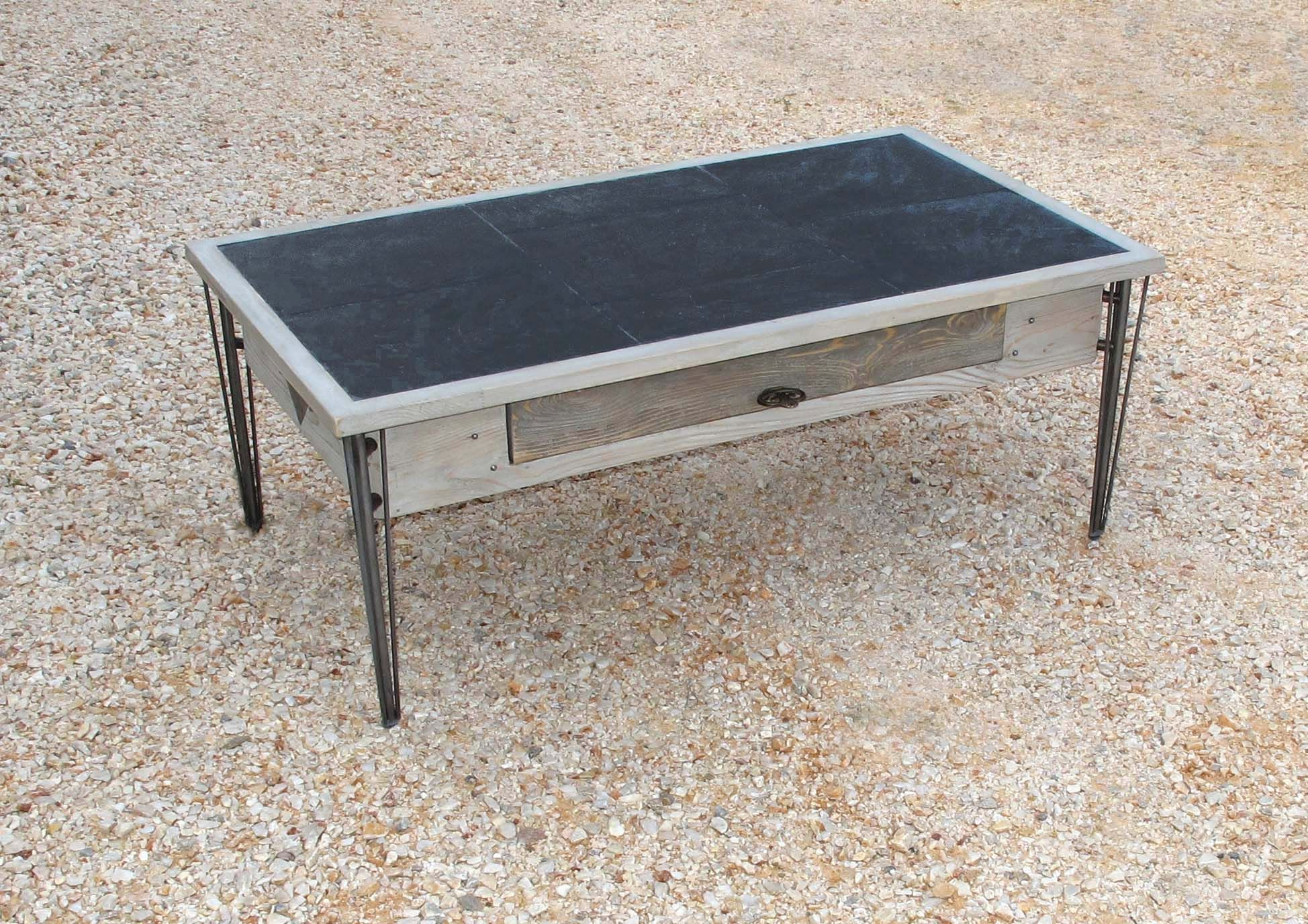 Table Basse Ardoise