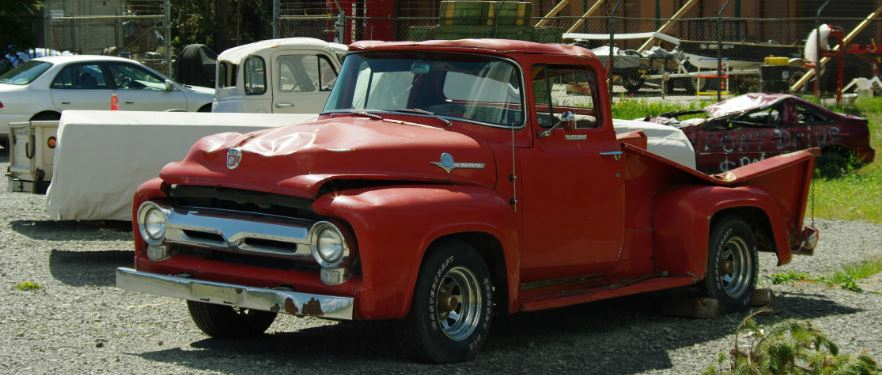 Ford Pickup 2
