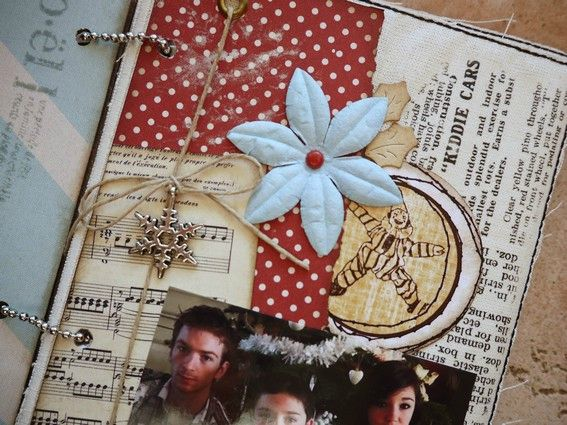 Mini album Scrapbox dcembre 9