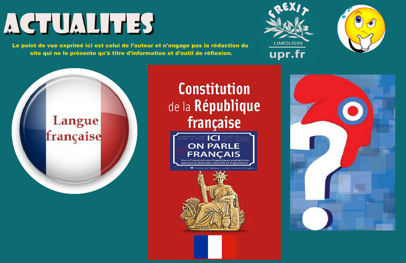 ACT LANGUE CONSTITUTION