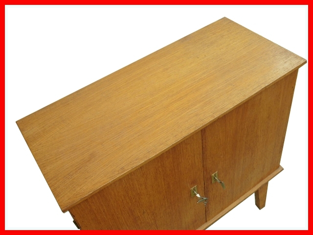 Commode vintage meuble tv