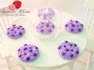 Bouton cookie mauve (1)