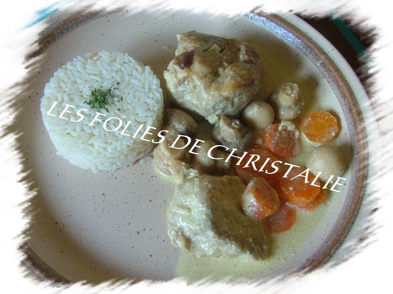 Filet mignon de porc à la moutarde - Les folies de Christalie : ou ...