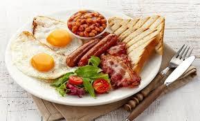 """Résultat de recherche d'images pour """"photo d'une assiette anglaise du petit déjeuner"""""""