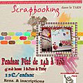 Ateliers scrap enfants ete 2014