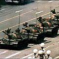 L'homme de Tiananmen