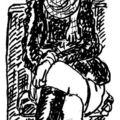 Sainte-marie-bernadette du strapontin, priez pour