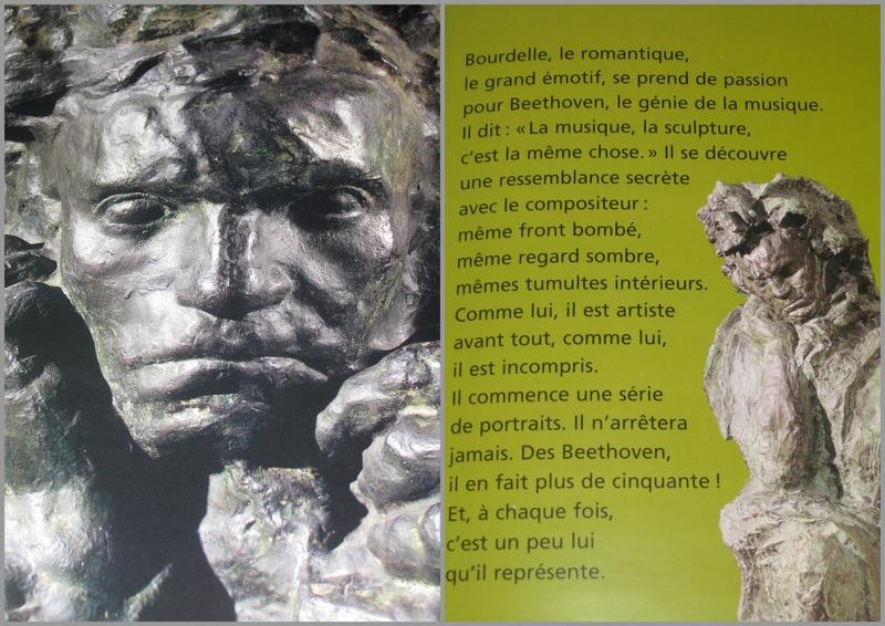 Antoine Bourdelle et Beethoven