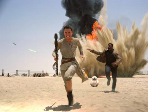 Star Wars VII (photo) (9