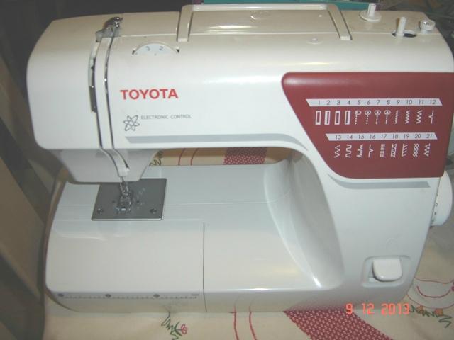 mon ancienne machine a coudre