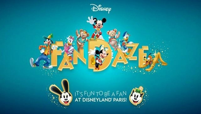 Disney FanDaze Inaugural Party : Nouvelles infos !