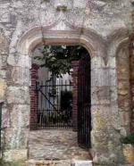 La porte de la Châtellenie