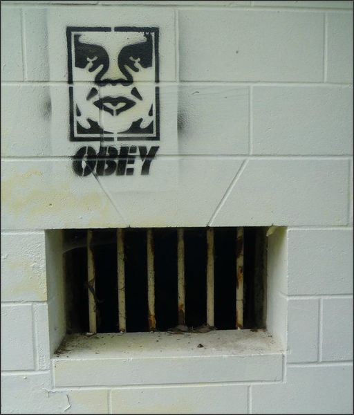 obey grille