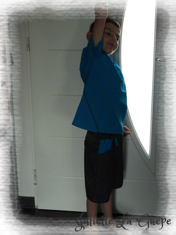 Printanier jean et bleu 4