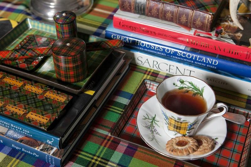 SMWHOME - Victorian Tartanware Teaser