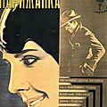 Chaplin & keaton, affiches des frères stenberg