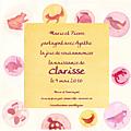 FP modèle Clarisse