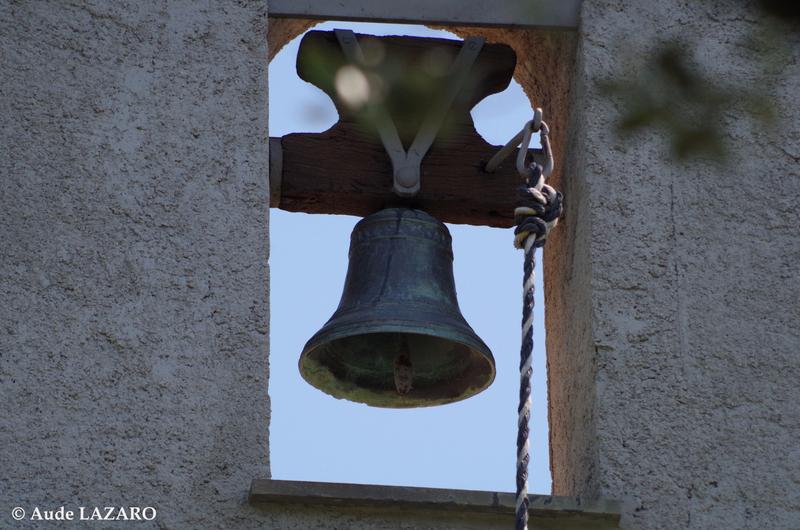 cloche de la chapelle Saint-Aubert Nice
