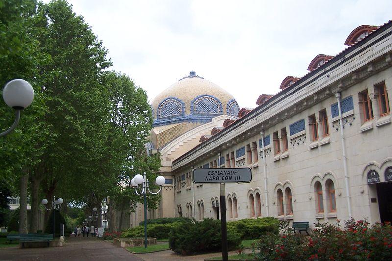 Vichy Mai 2008
