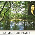 Mers-sur-Indre, carte postale (36)