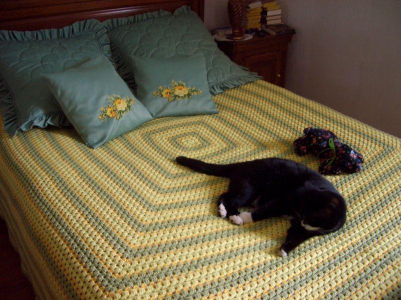 plaid granny g ant granny mania. Black Bedroom Furniture Sets. Home Design Ideas