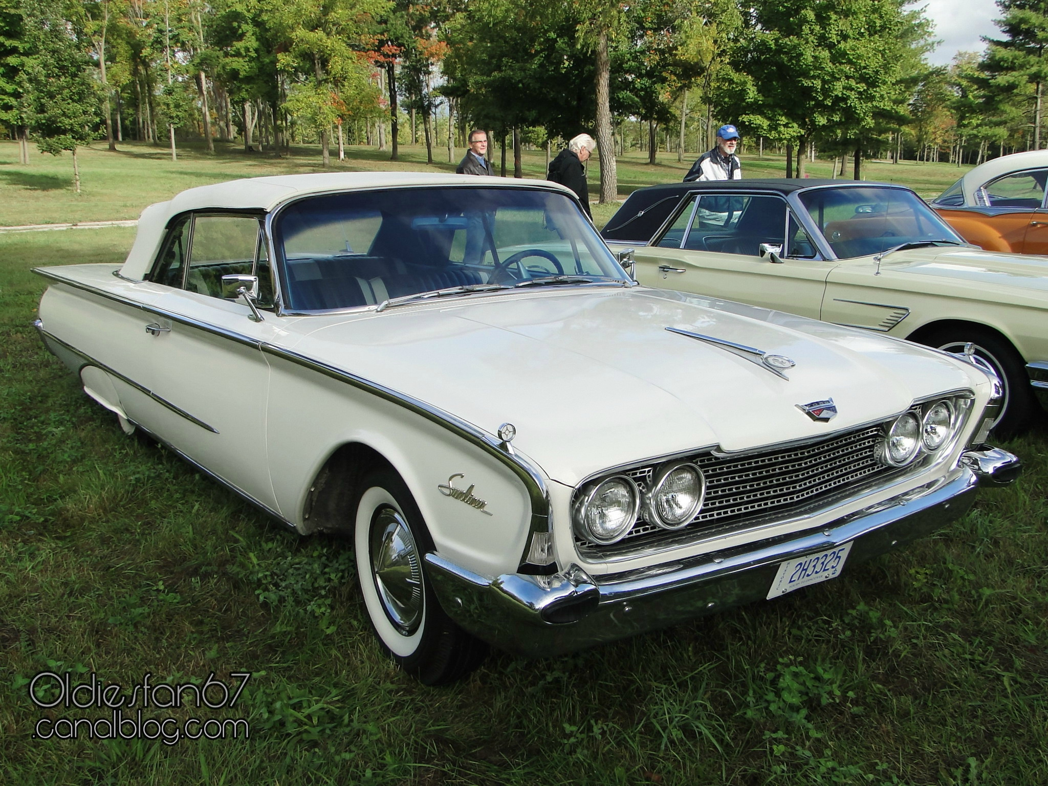 ford galaxie sunliner convertible 1960 oldiesfan67 mon. Black Bedroom Furniture Sets. Home Design Ideas