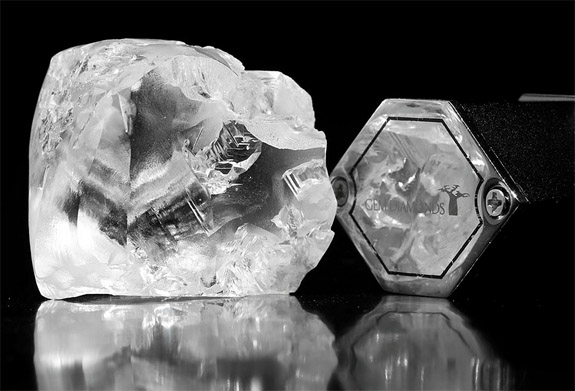 357 Carat Diamond Sells for $19 Million