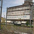 La Charité-sur-Loire, silo à mots (58)