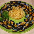 moules frites pour la braderie de lille.. ...