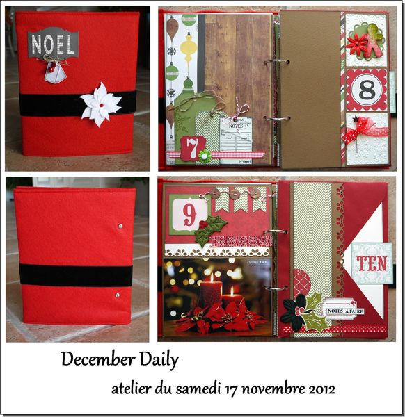 visuel DECEMBER DAILY