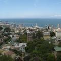 Vue depuis la Sebastiana sur Valparaiso