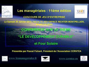 CERNTEA___LES_MANAHERIALES_2010___Dev_Durable_et_Four_Solaire
