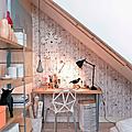 Intérieur ❤ vintage, design scandinave & peps pastel/neon