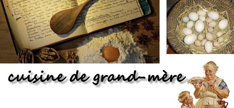 cuisine de grand-mère DMTM