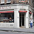 Gail's bakery - londres