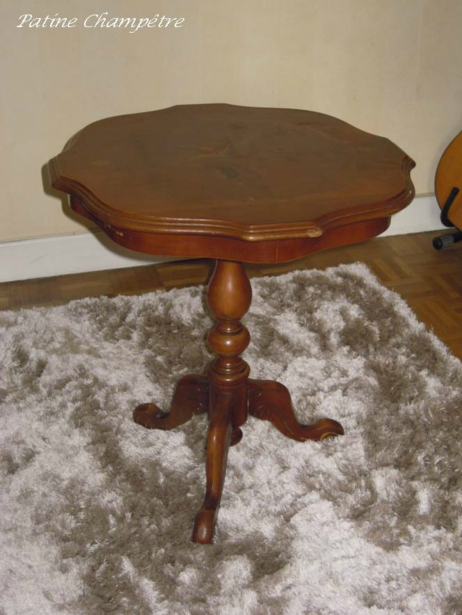 Gu ridon patin patine champ tre - Le bon coin commode ancienne ...