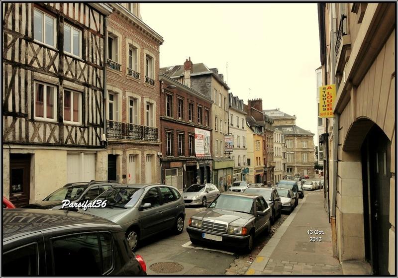 Rouen - Rue Bouvreuil - a