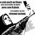 Facebook au fil des commentaires nous sommes tombés sur plusieurs vidéos de recrutement de daech qui appellent à faire le jihad